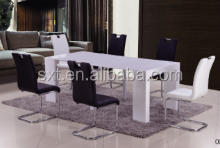 Dining Room Table: Extention Dining Table