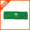 2016 New Design Custom Polyester Stretch Running Headband