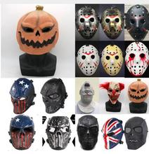 Stilvolle Jason Voorhees Freitag die 13th Horror Hockey Maske Scary Halloween Maske