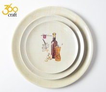 Rustic Melamine Plates Rustic Melamine Plates Suppliers and Manufacturers at Alibaba.com & Rustic Melamine Plates Rustic Melamine Plates Suppliers and ...