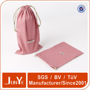 Liquor Bottle Shaped Pouch Ng Nylon Polyester Drawstring Bags