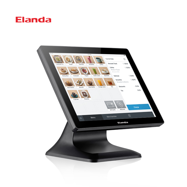 The Mini Portable Android Cash Register for Hair Beauty Salon