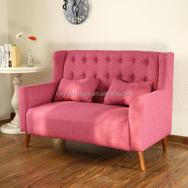 Pink Sofa Furniture, Pink Sofa Furniture Suppliers and Manufacturers ...