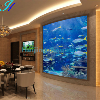 haijing acrylic large home aquariums for sale buy large home aquariums for sale home aquarium. Black Bedroom Furniture Sets. Home Design Ideas