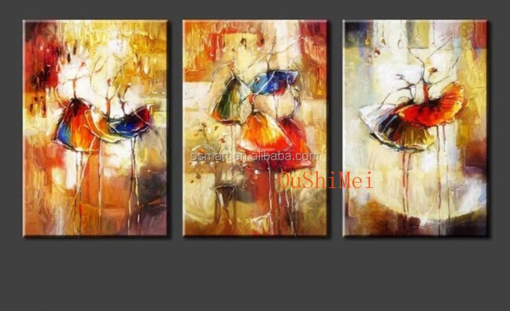 Foto fatte a mano su tela dipinti moderni disegni pittura for Dipinti ad olio moderni