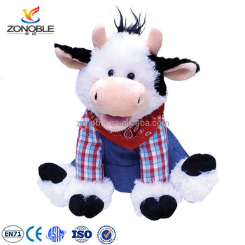 Custom Company Mascot Plush Toy Cow Stuffed Animal Cow Buy Stuffed Animal Cow Stuffed Animal Plush Toy Product On Alibaba Com