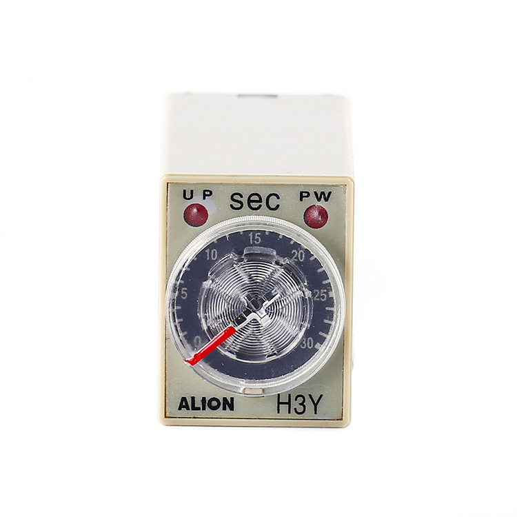 H3y-2 24v Dc On-delay Electrical ogue Wholesale Timer Relay H3y 2 - on