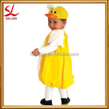 Little Duck Yellow Animal Cute Dress Up Halloween Infant Toddler Child Costume  sc 1 st  Alibaba & Little Duck Yellow Animal Cute Dress Up Halloween Infant Toddler ...