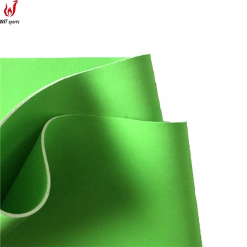 Waterproof Stretch Fabric Neoprene Colored Fabrics