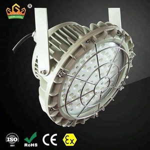 explosion proof gas station led lamp price