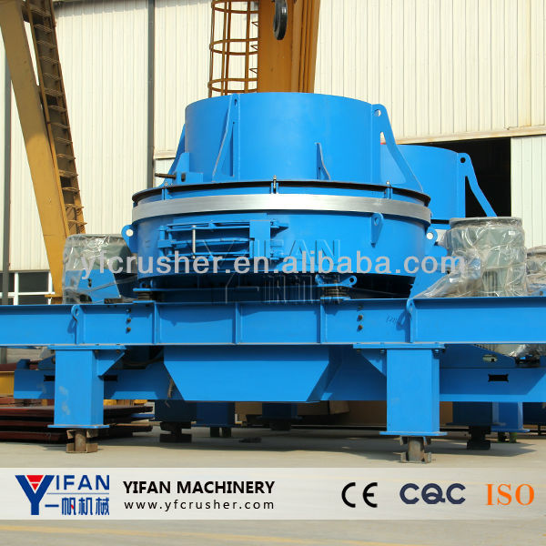 YIFAN patented gravel making machine