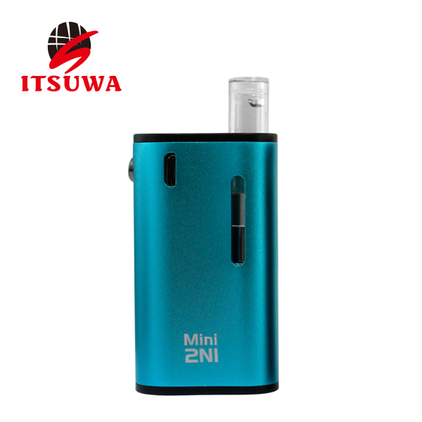 Good quality mini 2 in 1electronic cigarette vaporizer inhalers.