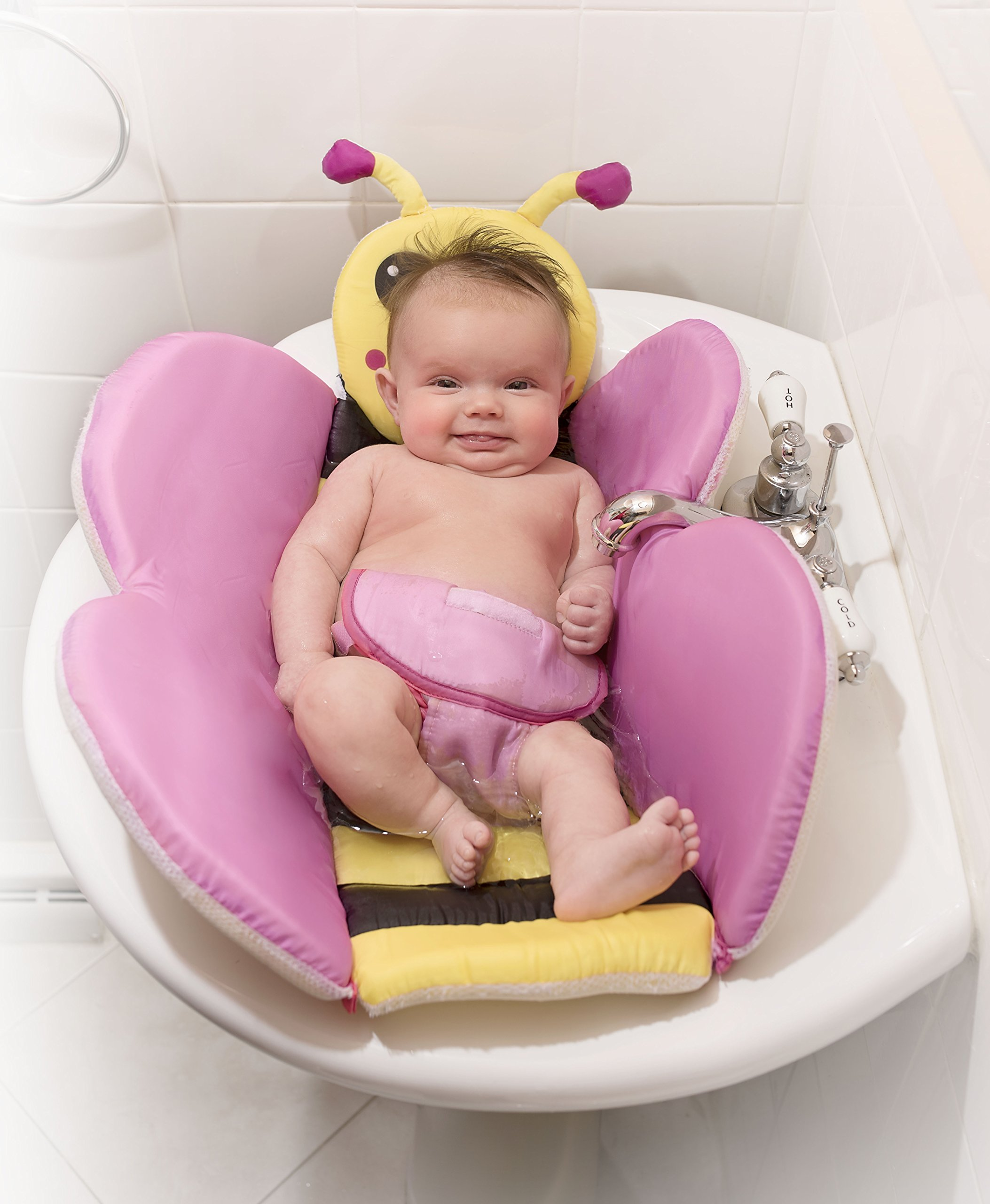 Get Quotations · Cozy Mouse Honey Bee Baby Bath   Bathtub/Sink, Infant Tub, Baby  Bath