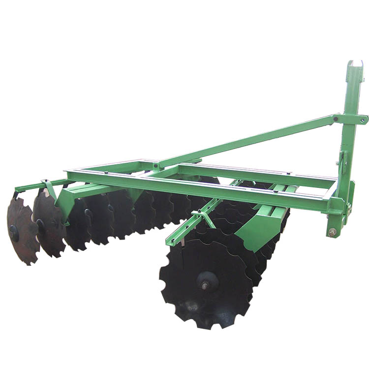 QLN China manufacturer 3-point mounted middle-duty disc harrows