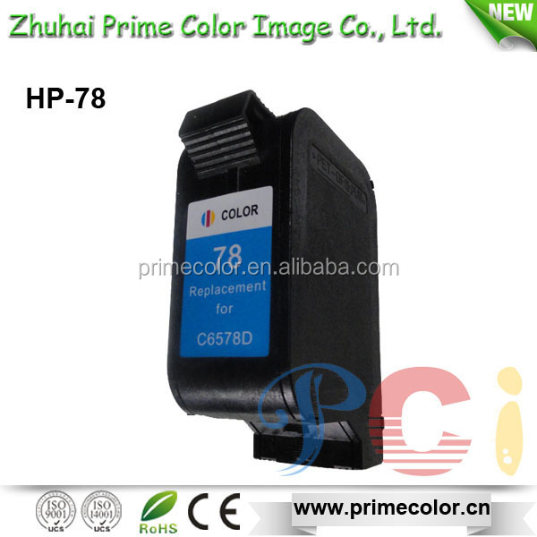 6578D Remanufactured Ink Cartridge for HP 78