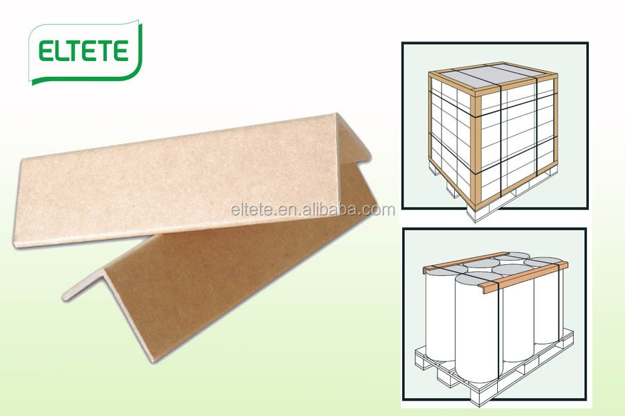 Carton paper edge corner guard perfect protect for corner angle