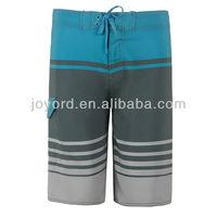 Quick dry sublimated surf trunks retro swimwear