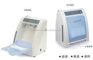 dental equipment handpiece oiling lubrication machine / Handpiece Cleaning and Lubrication System For cleaning dental handpieces