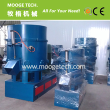 Recycled waste plastic densifier machine/plastic agglomerator