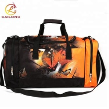 Custom Men Sports Travel Storage Duffel Bag