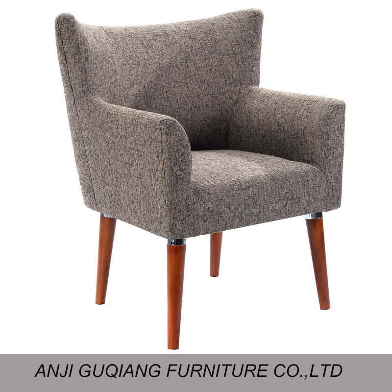 Used Hotel Furniture for Sale Sex Fabric Upholstered Wing Sofa Chair