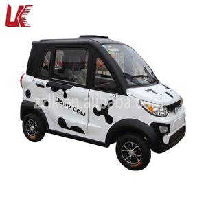 China electric car /four wheels electric car made in China