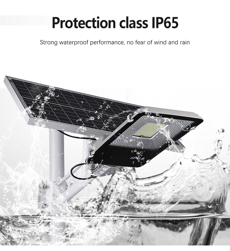 High power Outdoor waterproof ip65 smd integrated 20w 30w 50w solar led street light price