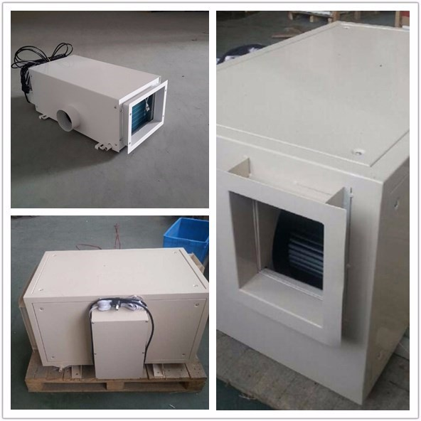Compress Type Commercial Ceiling Mounted Dehumidifier