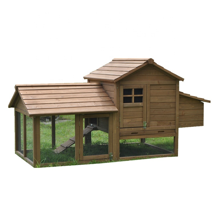 Backyard Large Wooden Chicken House Poultry Coop Chicken Tractor Plans -  Buy Chicken Tractor Plans,Poultry Coop,Chicken Tractor Plans Product on