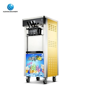 multiple colors to choose industrial ice cream making mixer machines