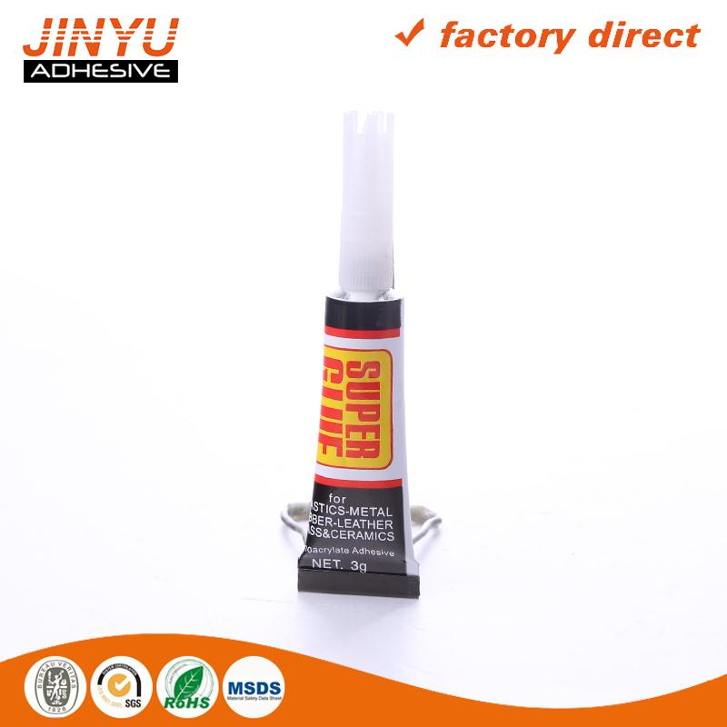 Professional Adhesive Factory Adhesive Glue cyanoacrylate glue cross linking agent manufacture