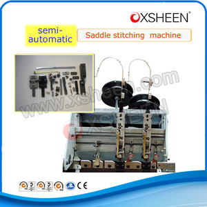 booklet making machine,booklet maker,excise book binding machine