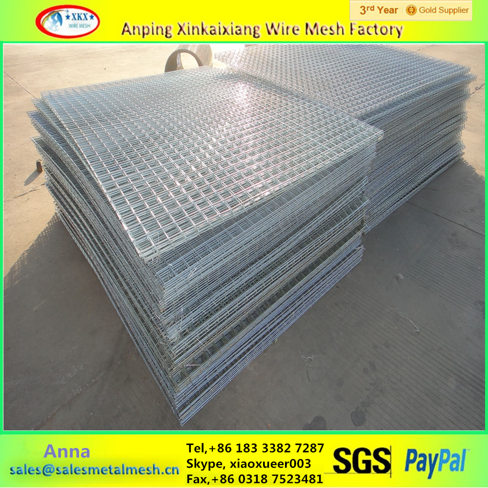 Galvanized Brc Mesh/ Concrete Mesh/ Reinforcement Welded Wire Mesh ...