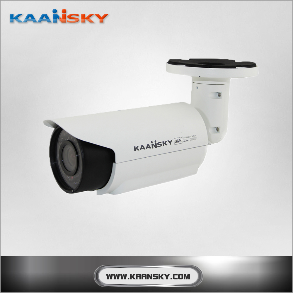 "Day & Night version 1/3"" 2 Megapixel CMOS sensor HD IP camera"