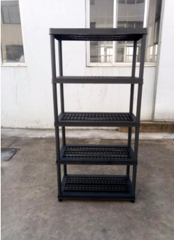 plastic warehouse storage rack