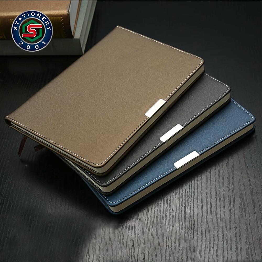 Hardcover schreiben zeitschriften/a5 leder notebook notizblock für großhandel