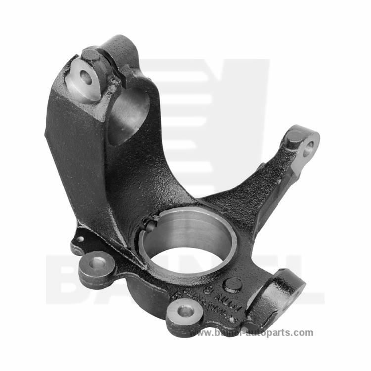 Auto steering knuckle for chassis steering and suspension system parts OE R:6M513K170AAC L:6M513K171AAC FOR FORD FOCUS