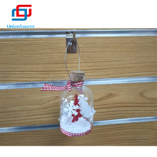 Popular Sale Glass Hanging Decoration with Christmas Tree