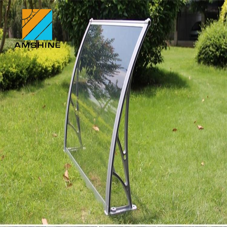 Window Canopy. Door Canopy. Polycarbonate shade awning. Clear plastic awnings and awning brackets