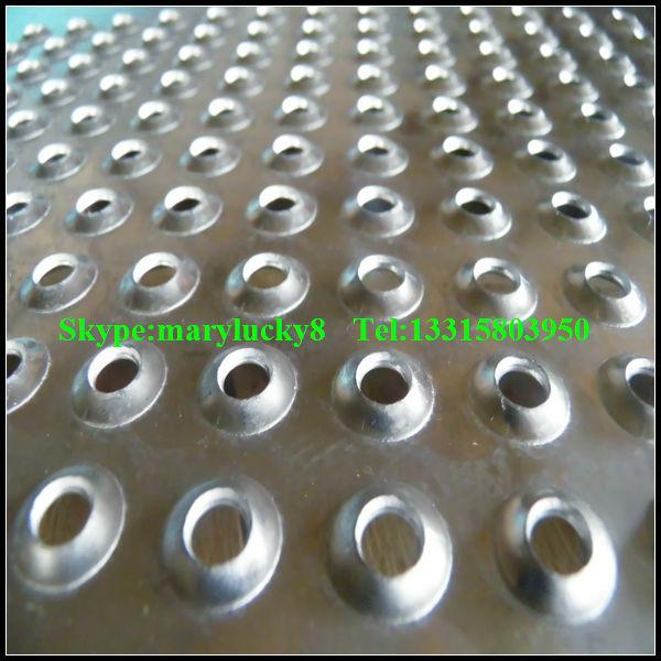 Dimple Perforated Plate Stainless Steel Perforated Plate