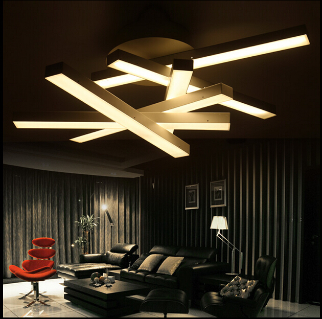 Dining Room Ceiling Lamps: Modern Led Ceiling Lamps LED Lamps White Light / Warm