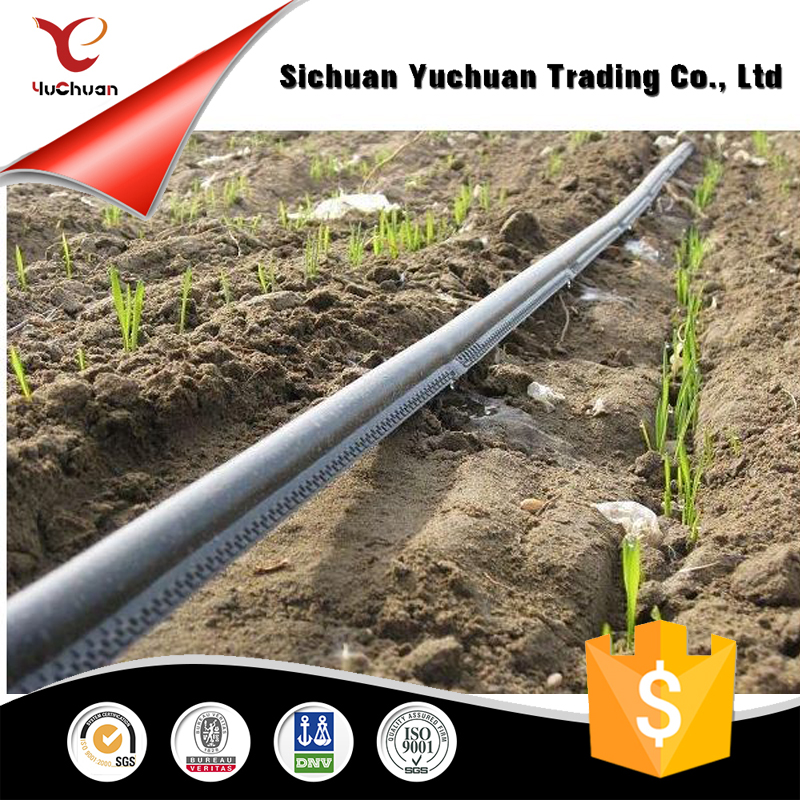 Single wing labyrinth drip irrigation belt/water drip irrigation system