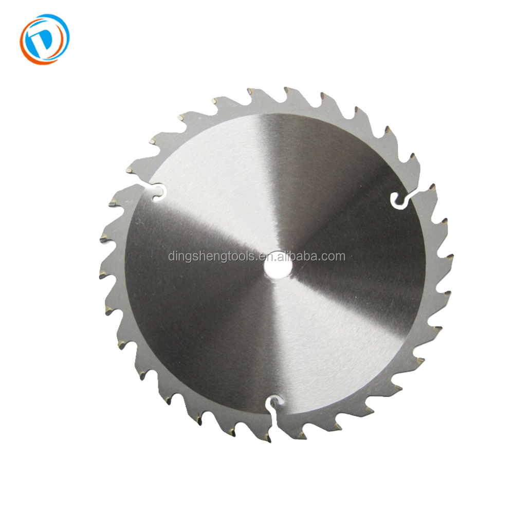 7-1/4*30T tct circular saw blade for wood