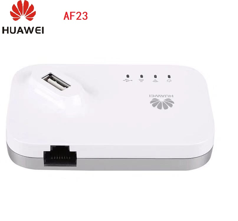 AF23 4G LTE/3G USB Sharing Dock Router portable 3g WiFi Hotspot router with rj45 wan port