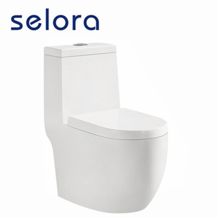 foshan siphonic one piece wash basin water closet with concealed cistern