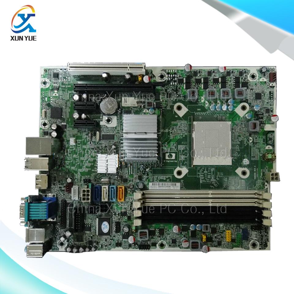 For HP Compaq 6005 Pro SFF Original Used Desktop Motherboard 531966-001  503335-001 For AMD Socket AM3 BTX - drone4sky
