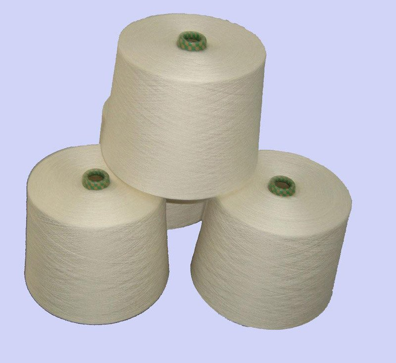 Viscose Yarn Raw White