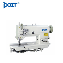 DT842-3 double needle jeans making Twin needle Lockstitch Industrial Sewing Machine
