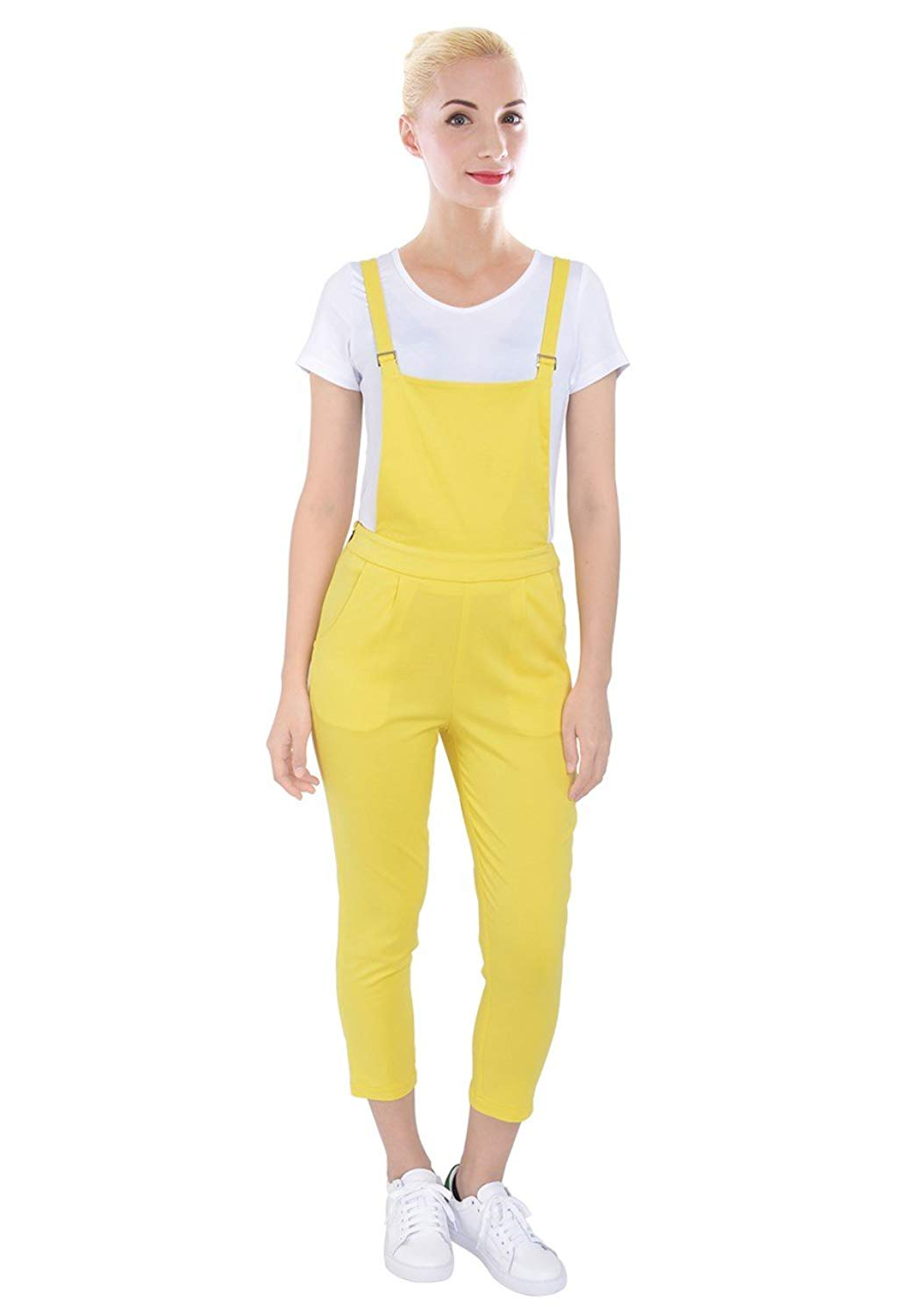 ead6db27dbb PattyCandy Womens Jumpsuit Overalls with Fitted Capri Pants Ugly Christmas  Soft Onesie One Piece Pajamas