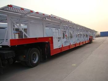 Chinese Factory Direct Supply Transport Car Carrier Trailers For Sale - Buy  Car Carrier Trailers For Sale,Car Transport Truck Trailer,Car Carrier